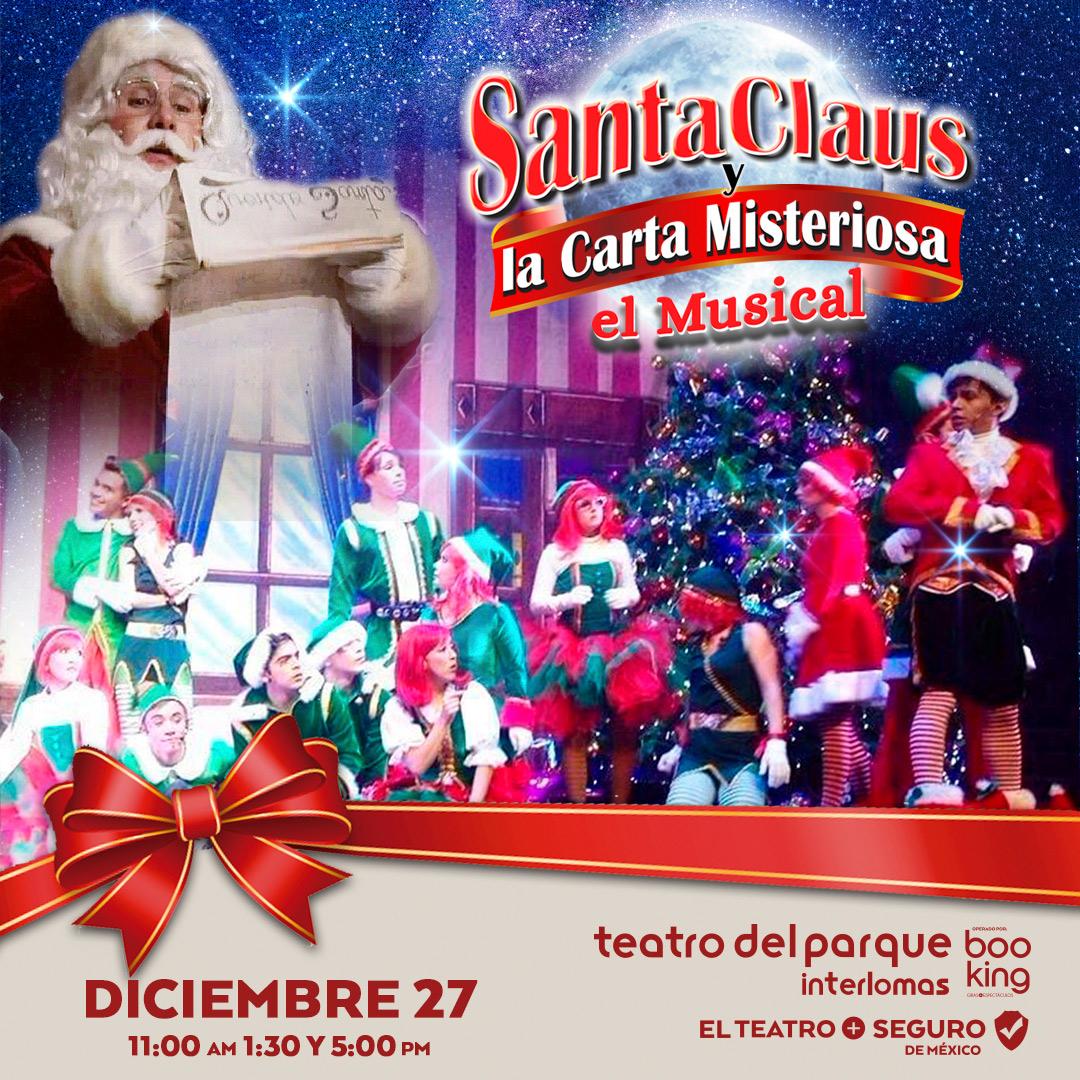 Santa Claus y La Carta