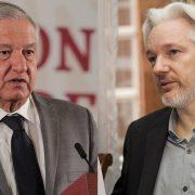 Julian Assange ¿Refugiado en México?